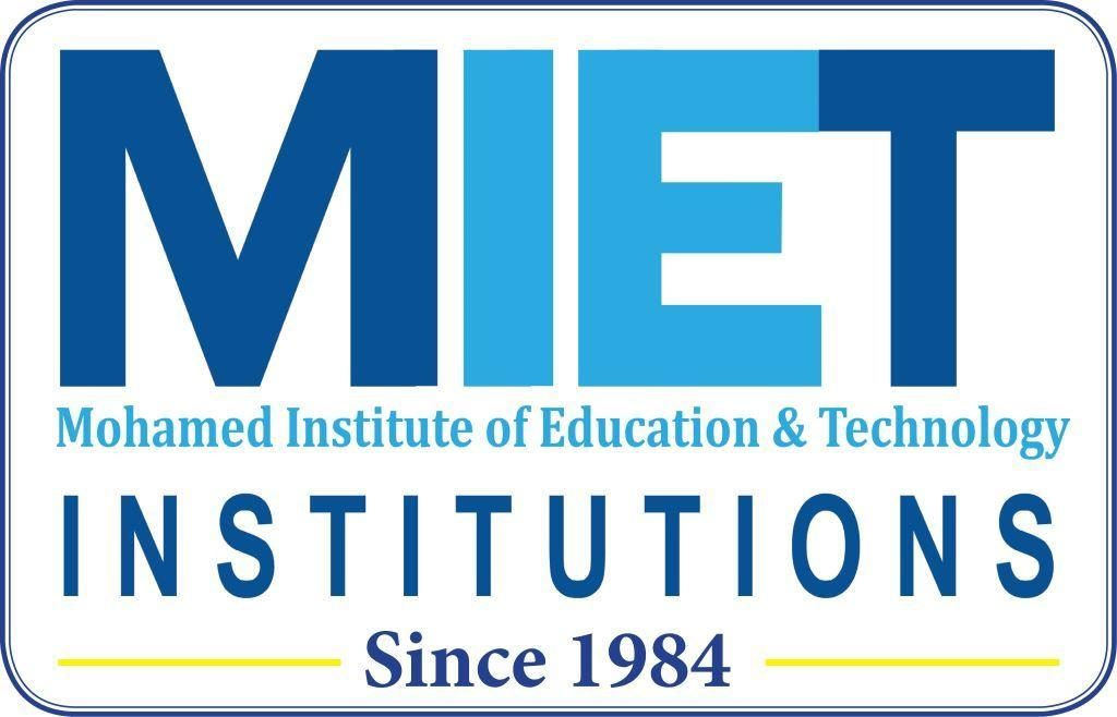 M.I.E.T. ENGINEERING